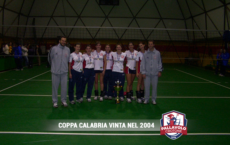 Coppa Calabria Vinta - 2004