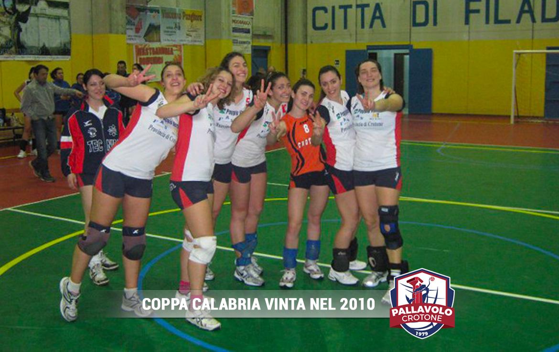 Coppa Calabria Vinta - 2010