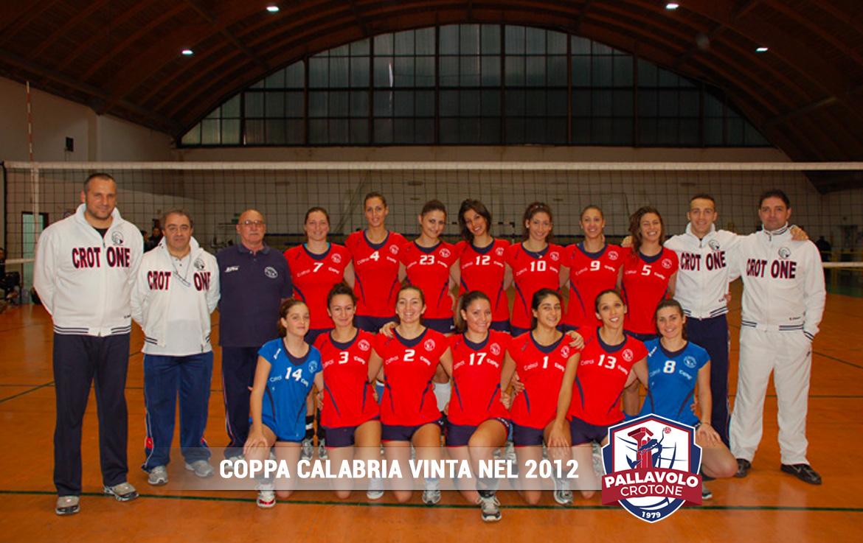 Coppa Calabria Vinta - 2012
